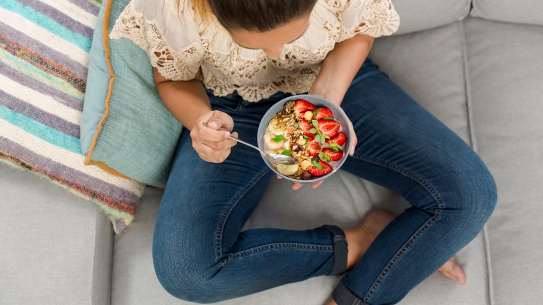 5 stappen om te beginnen met intuïtief eten